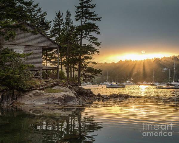 Wall Art - Photograph - Pure Maine by Benjamin Williamson
