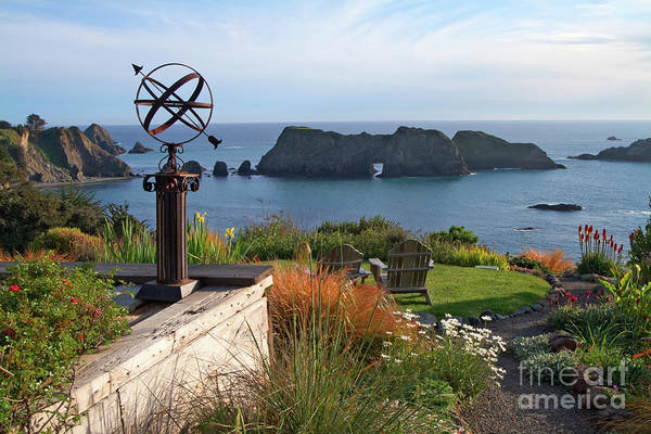 Photograph - Northern California Coast View by Charlene Mitchell