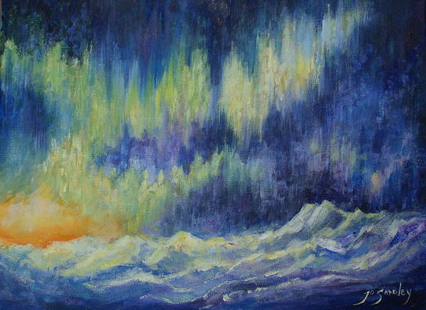 Painting - Northern Experience by Joanne Smoley