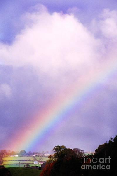 Photograph - Northern Ireland Rainbow by Thomas R Fletcher