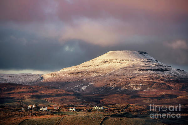 Scottish Highlands Wall Art - Photograph - Northern Isolation by Evelina Kremsdorf