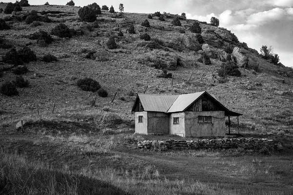 Photograph - Northern New Mexico Adobe by Mary Lee Dereske