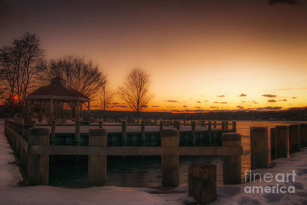 Photograph - Northport Sunset by Alissa Beth Photography