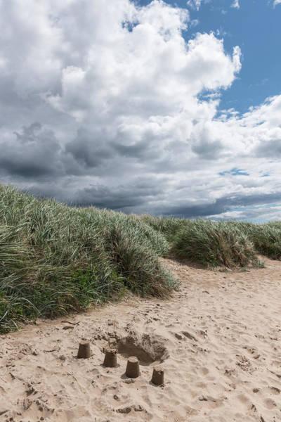 Photograph - Northumberland Beach Poster by Gary Eason