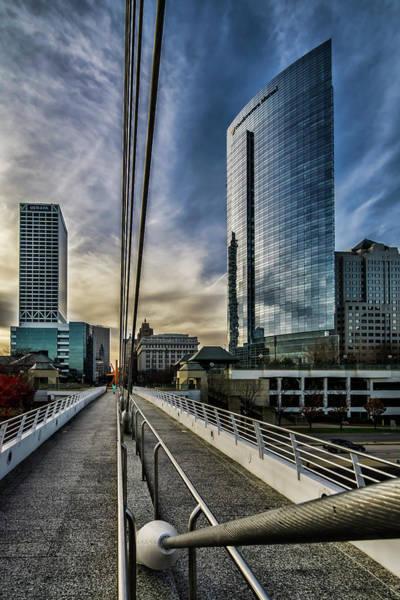 Photograph - Northwest Mutual Building In Milwaukee by Sven Brogren
