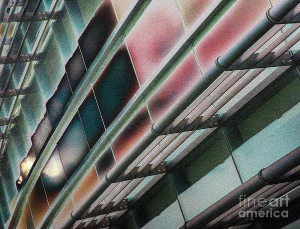 Photograph - Northwest State College Abstract by Michael Arend
