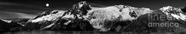 Wall Art - Photograph - Northwestern Glacier Alaska by Diane E Berry