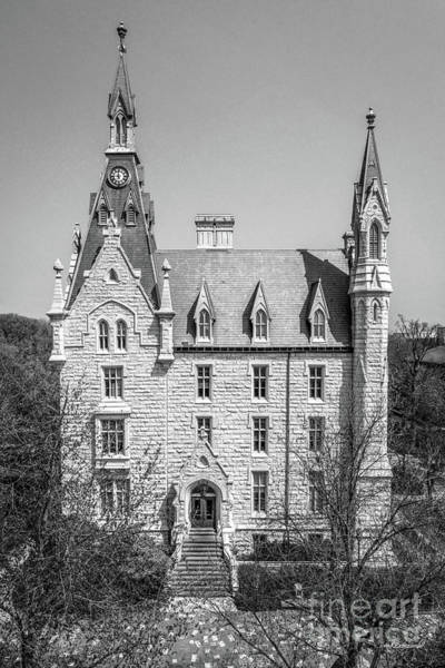 Wall Art - Photograph - Northwestern University University Hall Full Elevation by University Icons