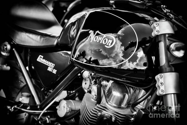 Photograph - Norton Commando 961 Se by Tim Gainey