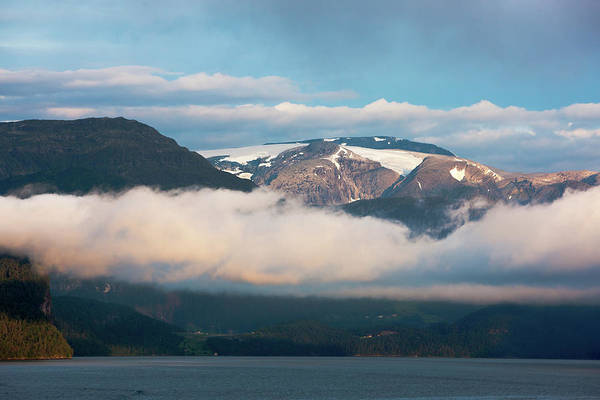 Photograph - Norway Fjord Innvikfjorden by Andy Myatt