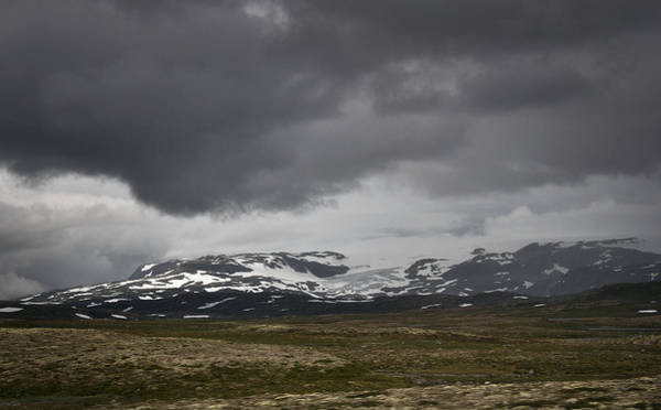 Photograph - Norways Tundra by David Resnikoff