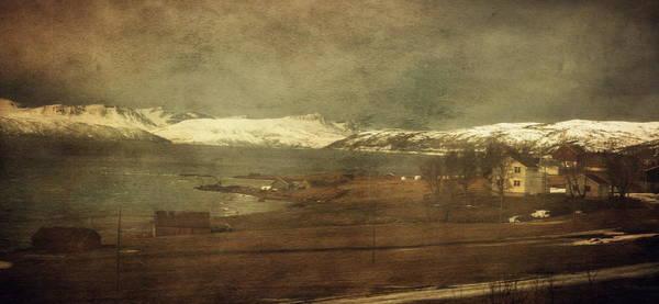 Photograph - Norwegian Coast by Vittorio Chiampan