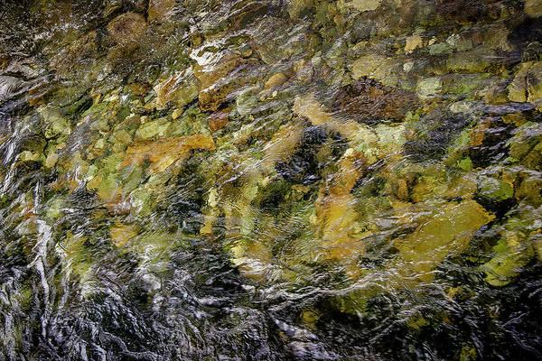 Photograph - Norwegian Stream by KG Thienemann