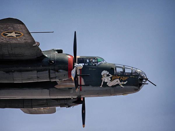 Photograph - Nose Art Ww II Airplane by Charles McKelroy