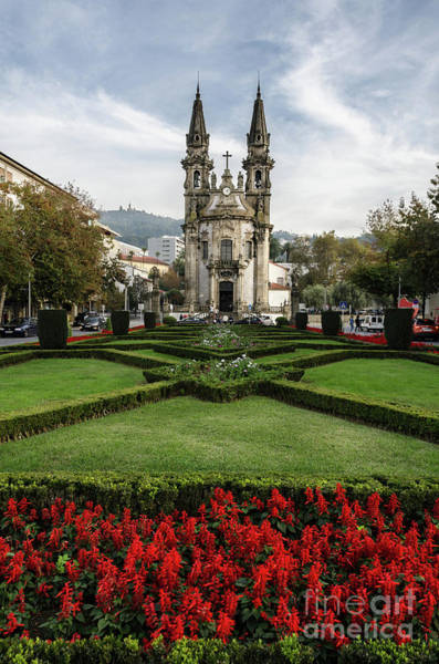 Wall Art - Photograph - Nossa Senhora Da Consolacao E Dos Santos Passos Church In Guimaraes by RicardMN Photography