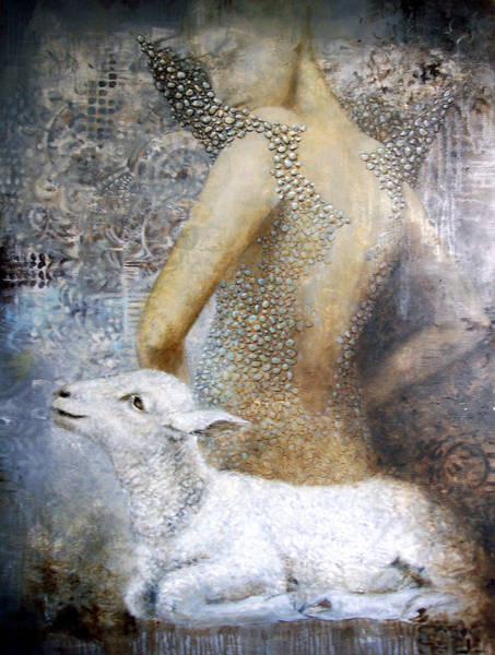 Wall Art - Painting - Nostalgia II by Lolita Bronzini