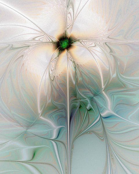Apophysis Digital Art - Nostalgia by Amanda Moore