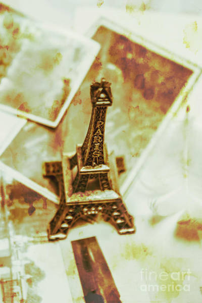 Collectibles Photograph - Nostalgic Mementos Of A Paris Trip by Jorgo Photography - Wall Art Gallery