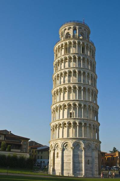 Photograph - Not Pizza, Pisa by Richard Henne