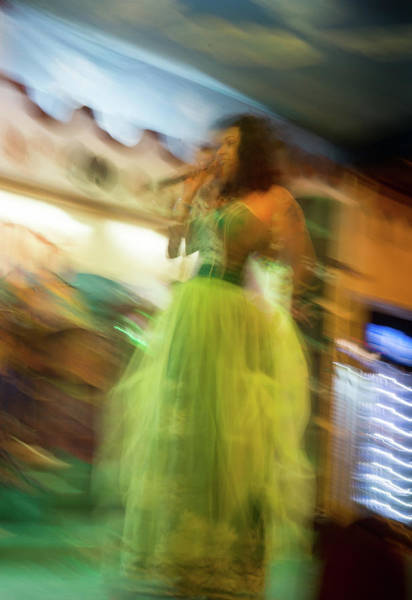Photograph - Not The Same Old Song And Dance by Alex Lapidus
