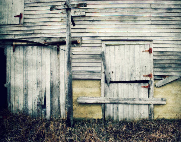 Photograph - Not Your Door by Julie Hamilton