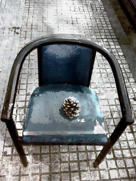 Park Bench Digital Art - Nothing Stops Me by Jon Fennel