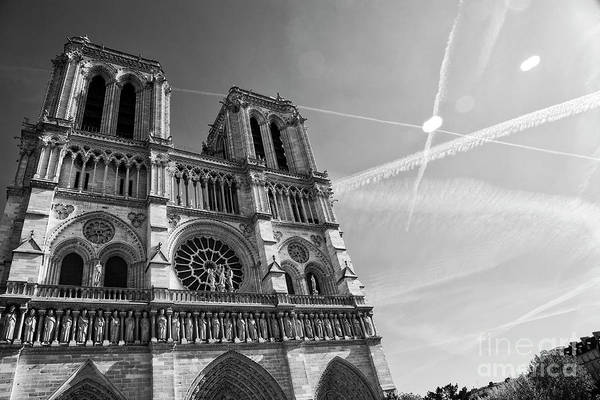 Photograph - Notre Dame Cathedral by Scott Kemper
