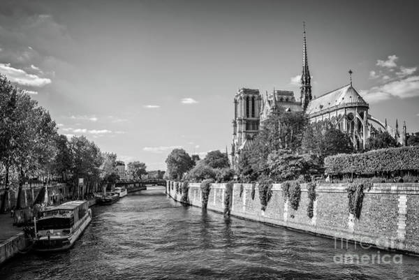 Wall Art - Photograph - Notre Dame De Paris by Delphimages Photo Creations