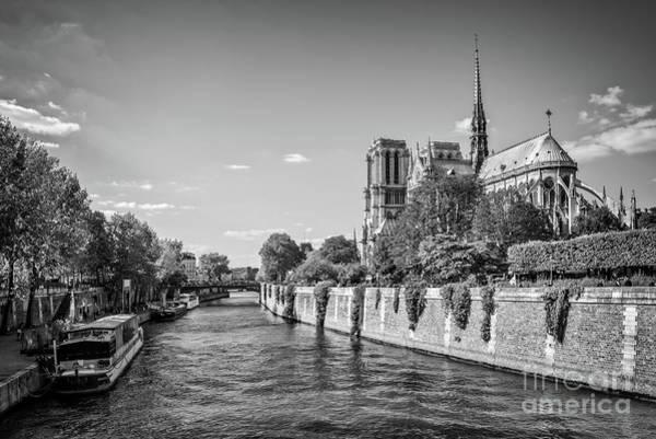 Notre Dame Photograph - Notre Dame De Paris by Delphimages Photo Creations