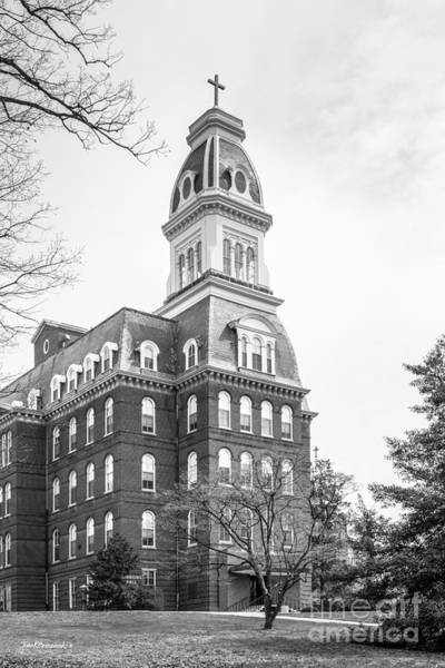 Photograph - Notre Dame Of Maryland University Gibbons Hall by University Icons