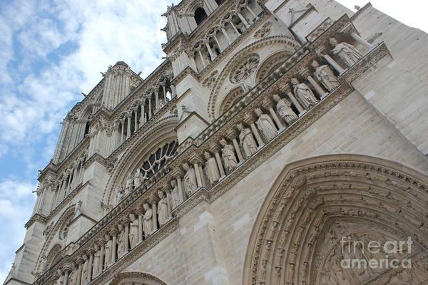 Photograph - Notre Dame by Wilko Van de Kamp