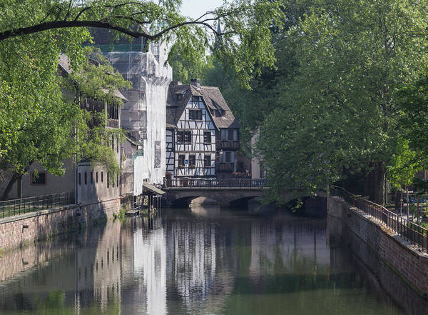 River Ill Wall Art - Photograph - Nouveau Et Vieux by Teresa Mucha