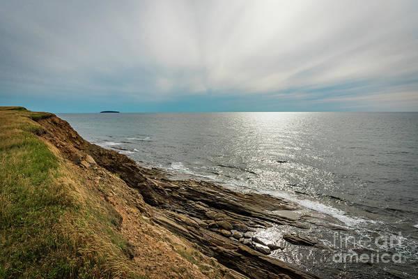 Cabot Trail Photograph - Nova Scotia by Zawhaus Photography
