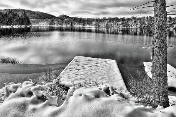 Wall Art - Photograph - November Day On West Lake by David Patterson