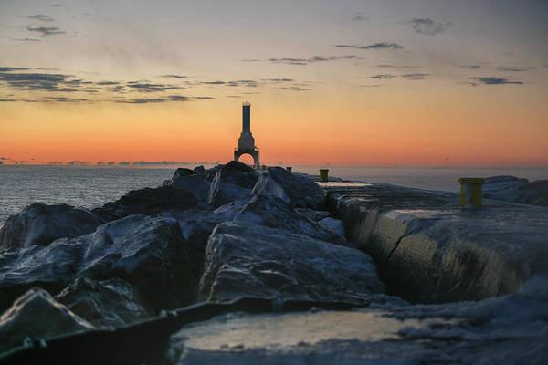 Photograph - November Sunrise 11222015 by James Meyer