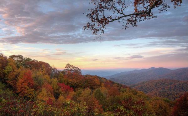 Photograph - November Sunrise by Ree Reid