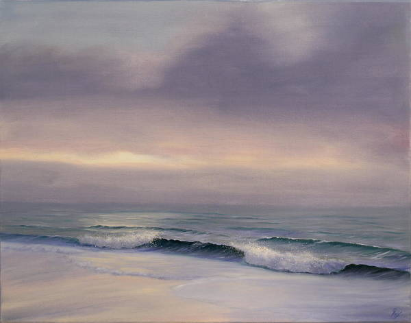 Painting - Now I Know by Eva Volf
