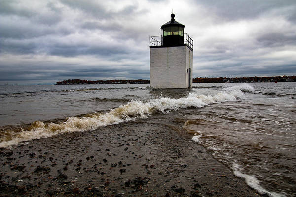 Photograph - Nps Sees Climate Change Firsthand by Jeff Folger
