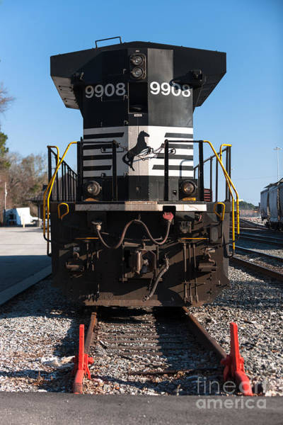 Photograph - Ns Engine 9908 by Dale Powell