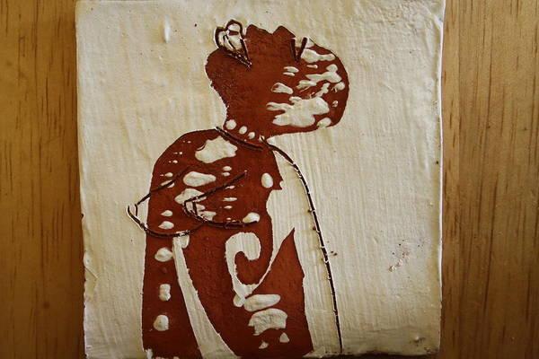 Ceramic Art - Nude 1 by Gloria Ssali