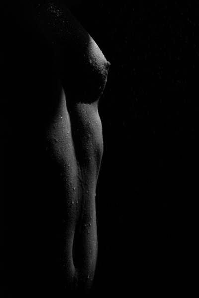 Wall Art - Photograph - Nude And Water by Michael McGowan