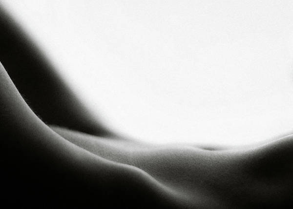 Belly Photograph - Nude Study No1 by Dave Bowman