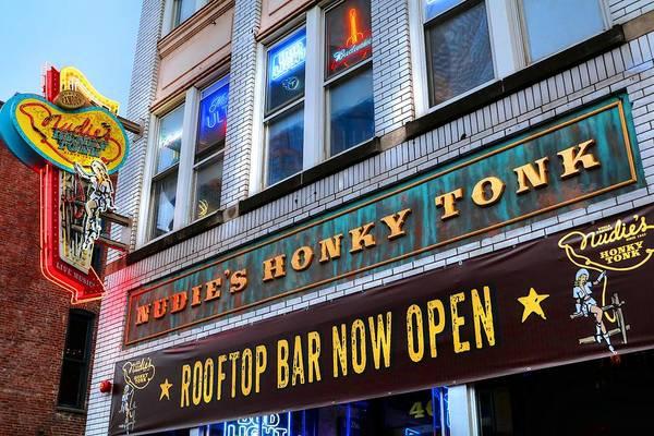 Photograph - Nudie's Honky Tonk by Carol Montoya