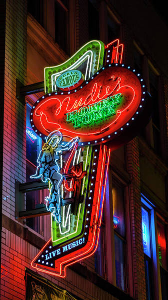 Wall Art - Photograph - Nudie's Honky Tonk by Stephen Stookey