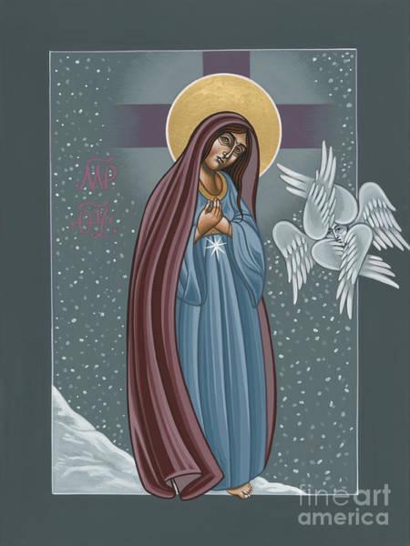 Painting - Nuestra Senora De Las Nieves 185 by William Hart McNichols