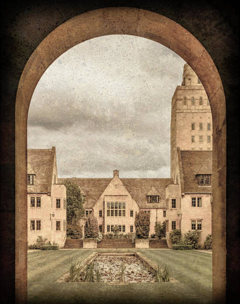 Photograph - Oxford, England - Nuffield College by Mark Forte