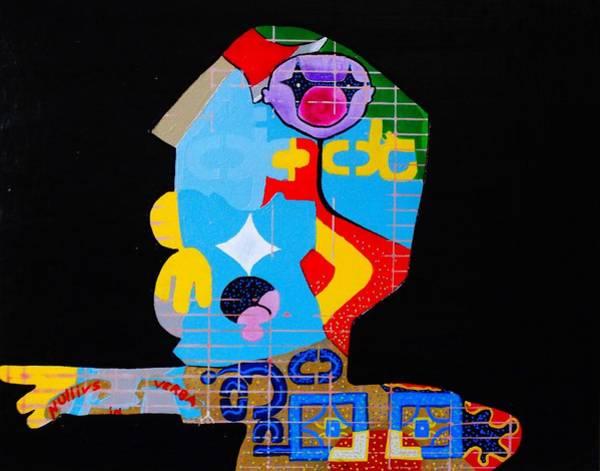 Painting - Nullivs In Verba by Dane Newton