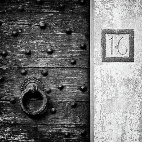 Wall Art - Photograph - Number 16 by Dave Bowman