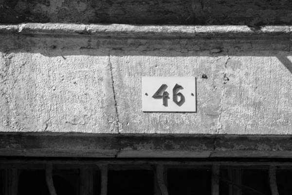 Photograph - Number 46 - Rustic House In France by Georgia Fowler