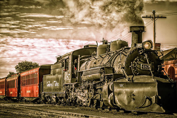 Chama Photograph - Number 487    by Gestalt Imagery
